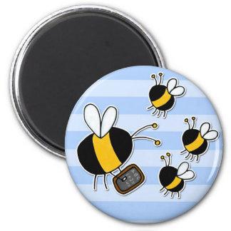 worker bee - teacher magnet