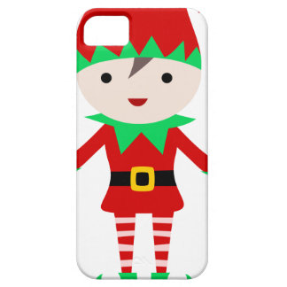 Worker Elf Barely There iPhone 5 Case