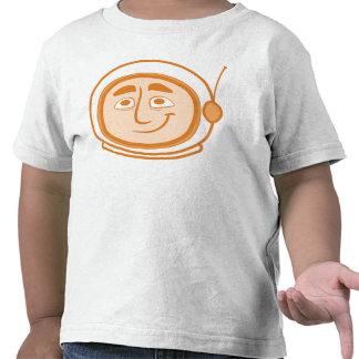Worker Studio s COSMO Toddler-Tee in Orange