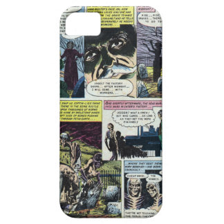 Workers from The Grave iPhone SE and 5-5S Case