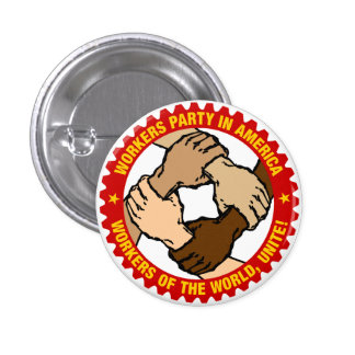 Workers Party Button Small