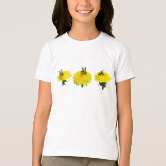 working bees-dandelion factory T-Shirt