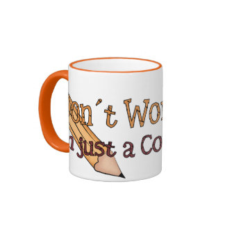 Working Consultant Ringer Coffee Mug