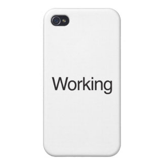 Working iPhone 4/4S Cases