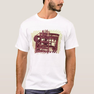 Working model of a loom T-Shirt