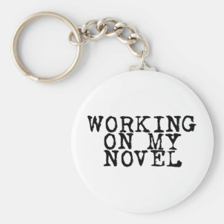 Working on my novel keychains