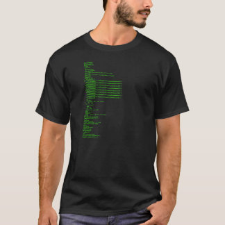 Working tic-tac-toe game C++ code T-Shirt