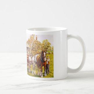 Working Together Basic White Mug