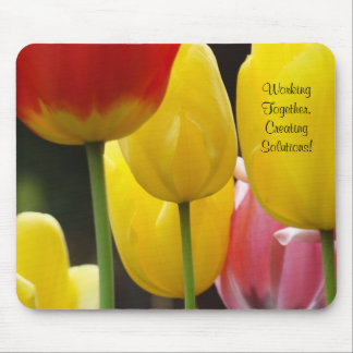Working Together Creating Solutions mousepads