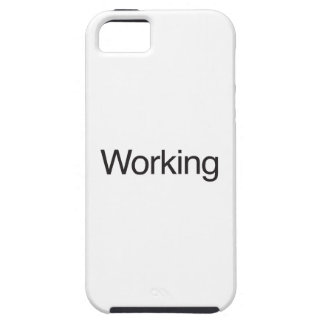 Working Tough iPhone 5 Case