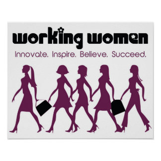 Working Women Poster