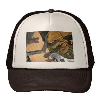 Workman's tools Labor Day cap
