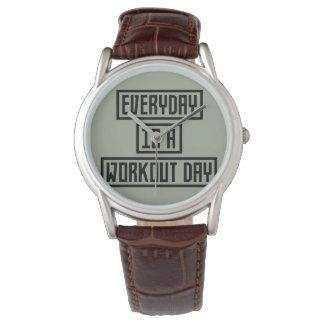 Workout Day fitness Z2y22 Wristwatch