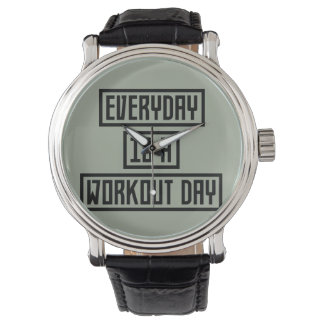 Workout Day fitness Z2y22 Wristwatches
