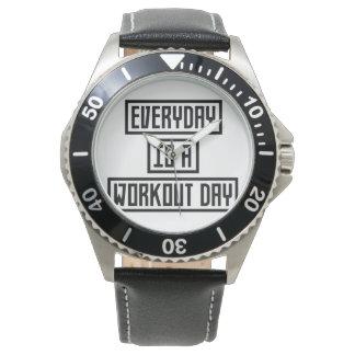 Workout Day fitness Zx41w Watches