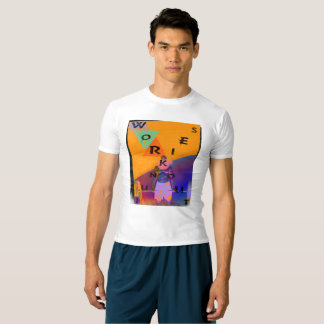 Workout Junkies Popart T-Shirt