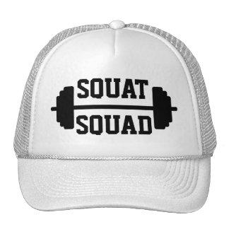 Workout Squat Squad Barbell Cap