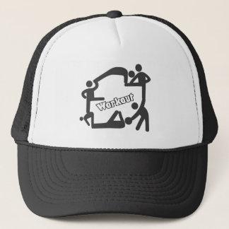 Workout Trucker Hat