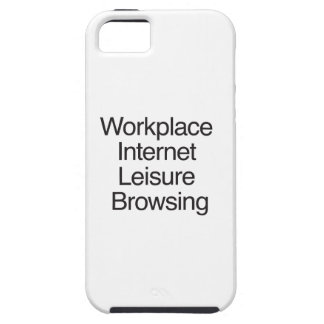 Workplace Internet Leisure Browsing Case For The iPhone 5