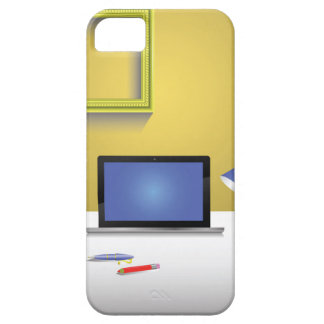 workplace lamp case for the iPhone 5