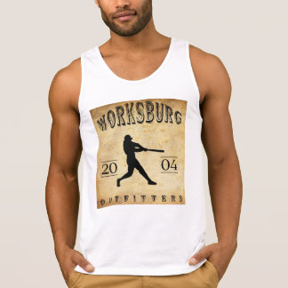 Worksburg Outfitters Baseball #1 Shirts