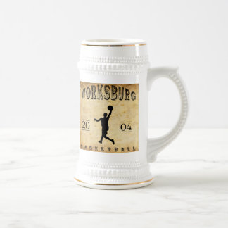 Worksburg Outfitters Basketball #1 Mugs