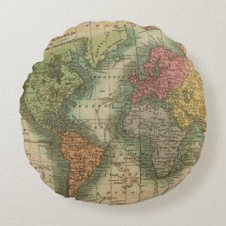 World 4 round cushion