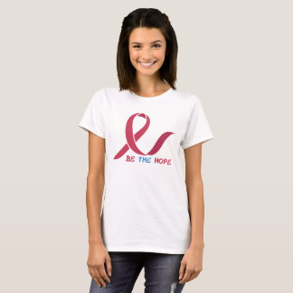 World AIDS Day Women's T-Shirt Be The Hope