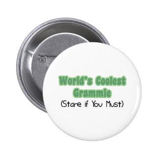 World's Coolest Grammie Pins