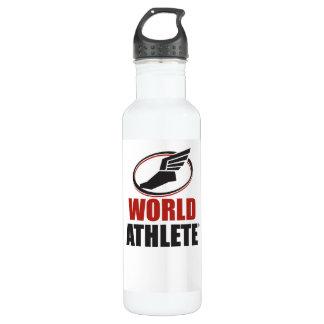 World Athlete® Custom Water Bottle