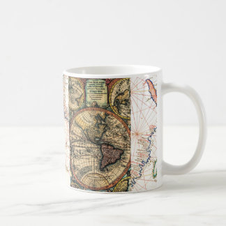 World Atlas Coffee Mug