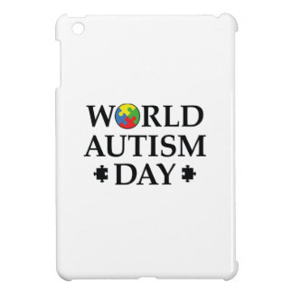 World Autism Day iPad Mini Cases