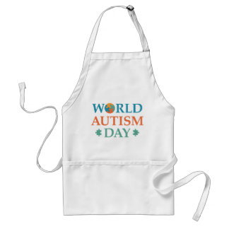 World Autism Day Standard Apron