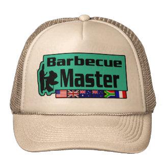 World Barbecue Master Cap