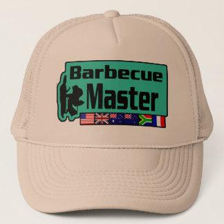 World Barbecue Master Trucker Hat