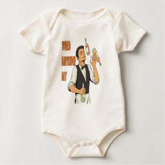 World Bartender Day - Appreciation Day Baby Bodysuit