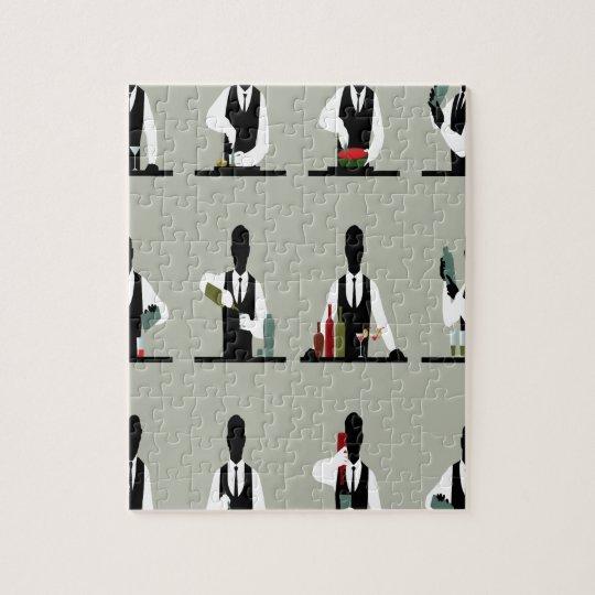 World Bartender Day - Appreciation Day Jigsaw Puzzle