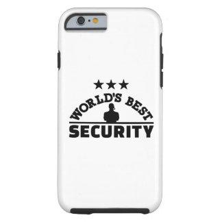 World' best security tough iPhone 6 case
