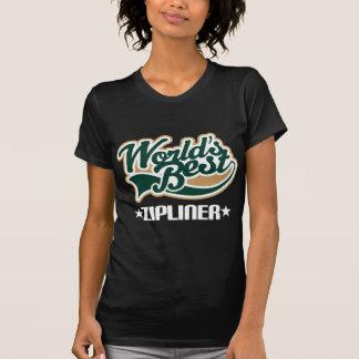 World Best Zipliner Shirt