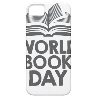 World Book Day - Appreciation Day iPhone 5 Cases