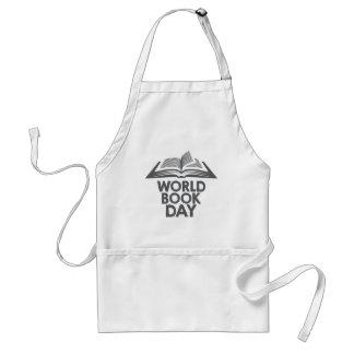 World Book Day - Appreciation Day Standard Apron