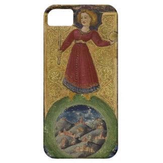 World card, Gringonneur Tarot iPhone 5 Case