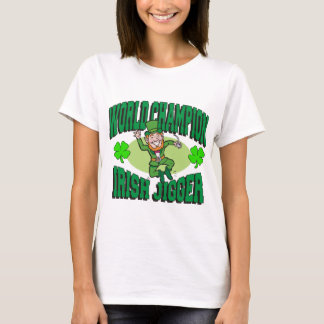 World Champion Irish Jigger T-Shirt