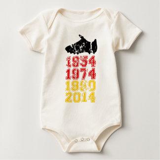 World Champions 2014 Baby Bodysuit