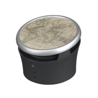 World Chart Bluetooth Speaker
