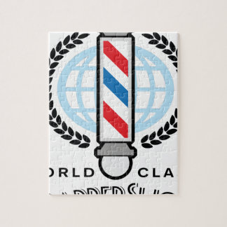 World Class Barber Shop Puzzle