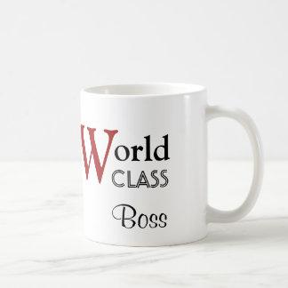 World Class Boss You're the Best G501A Mugs