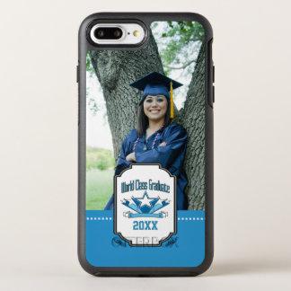 World Class Graduate Class of 2018 Graduation OtterBox Symmetry iPhone 8 Plus/7 Plus Case