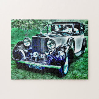 World Class Roll Royce Puzzles
