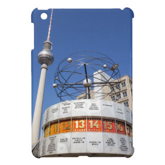 World Clock and Television Tower, Alexanderplatz, Case For The iPad Mini